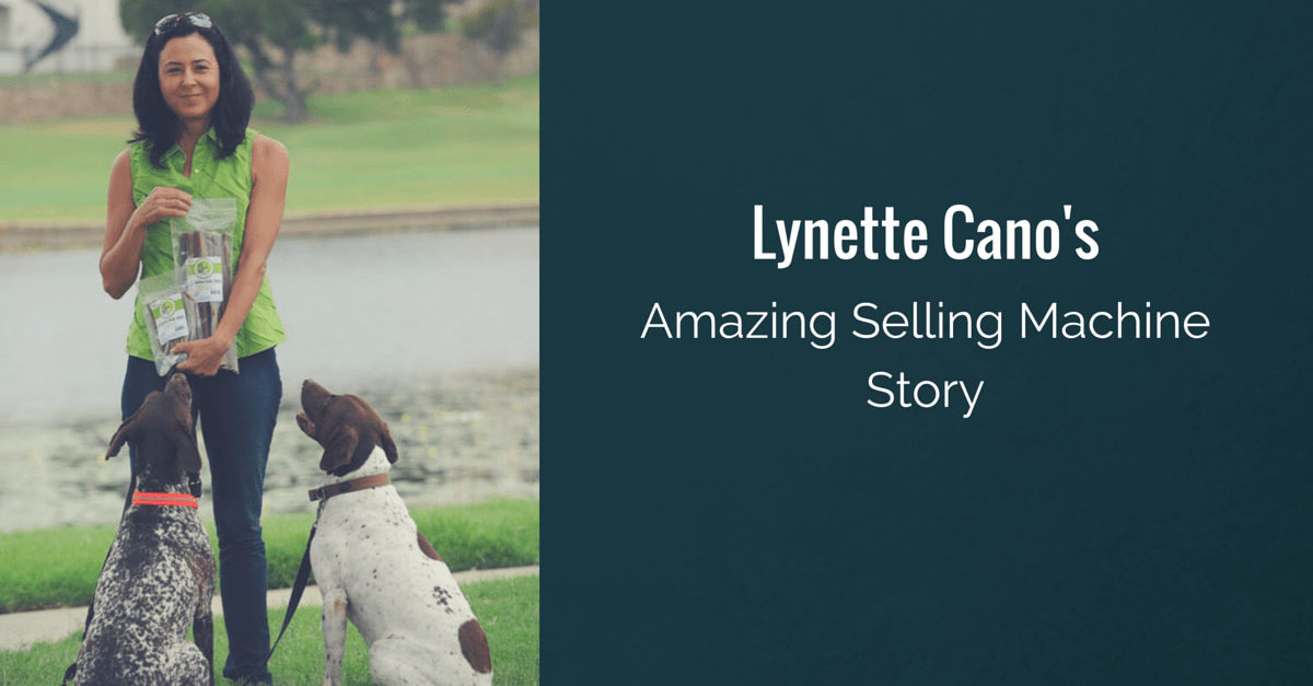 Lynette Cano's Amazing Selling Machine Story
