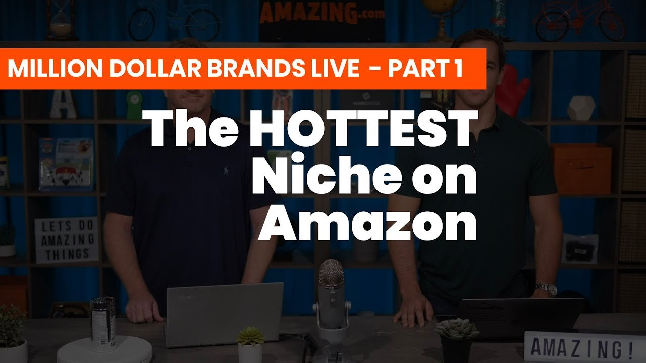 featured image:best selling niches on Amazon