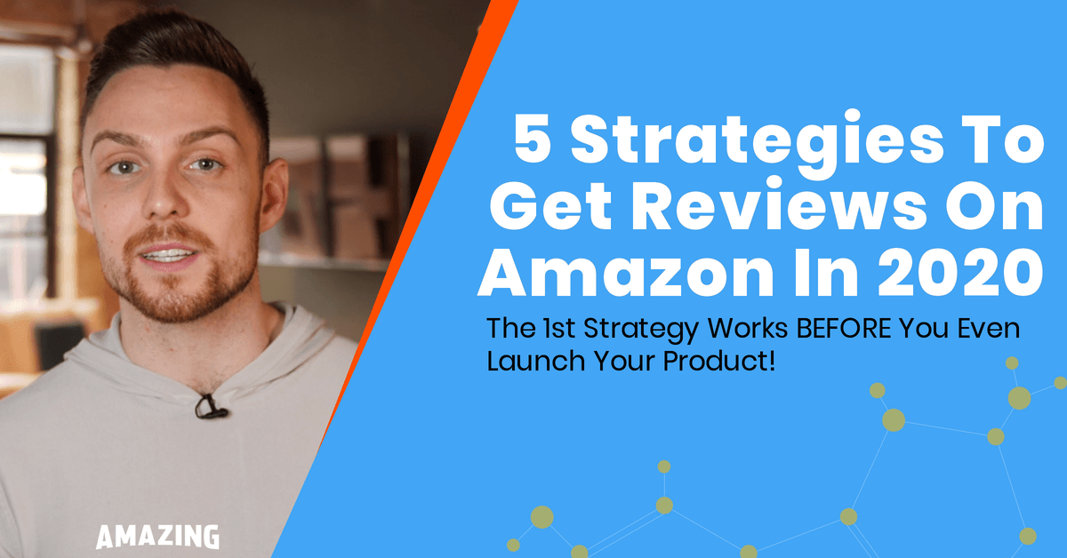 featured image:how to get reviews on amazon